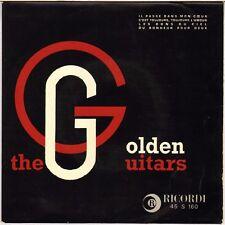 """THE GOLDEN GUITARS """"IL PASSE DANS MON COEUR"""" 60'S EP RICORDI 160"""