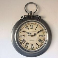 Quartz (Battery Powered) London Plastic Wall Clocks