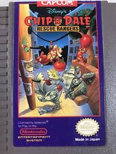 Disney's Chip 'N Dale: Rescue Rangers Nintendo Entertainment System 1990 Tested