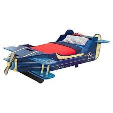 Kidkraft Airplane Toddler Bed Kids Bedroom Furniture Aeroplane 76269