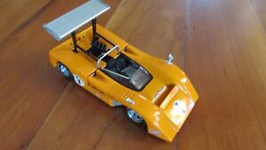 1:43 GMP 1969 McLaren M8 B Dan Gurney race car  #1 high wing Can Am Chevy V8