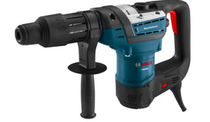 Bosch RH540M 1-9/16 inch SDS-Max Combination Rotary Hammer - Blue
