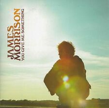 James Morrison – You Give Me Something    2 tr. cd single new