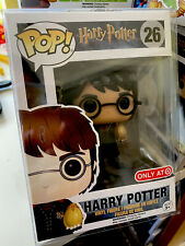 Funko POP! Harry Potter w Tri-Wizard Egg Target Exclusive MIB w Protector