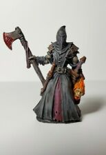 Painted Dungeons and Dragons Executioner NPC (dnd, D&D, Pathfinder, Cultist)