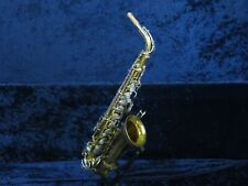 King Cleveland 613 Alto Saxophone Ser#682149 Needs Key Reattached to Play