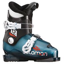 2019 Enfants ski Bottes Chaussures Bateau Salomon T2 RT Junior Taille MP 21 0