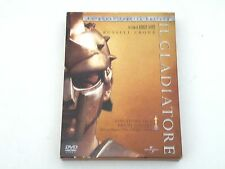 IL GLADIATORE - BOX 3 DVD EXTENDED SPECIAL EDITION - ZONA 2 PAL - OTTIME COND.D1