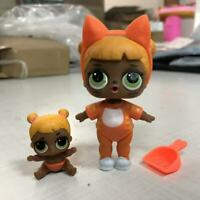 Lot 2 L.O.L. LOL Surprise Dolls Baby Cat Family lil sisters Series 1 girl toys