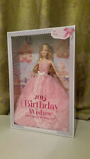 2015 BIRTHDAY WISHES Barbie doll