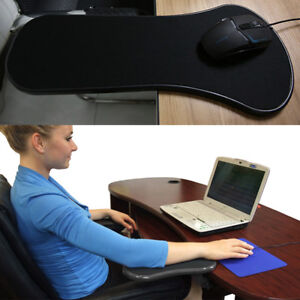 Computer Arm Rest Shoulder Support Mouse Pad Wrist Rest On Chair Desk