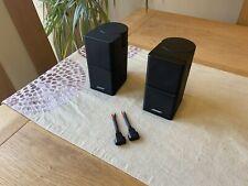 Bose Acoustimass Lifestyle Surround Sound Premium Double Cube Speakers