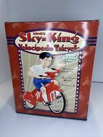 Sky-King Velocipede Tricycle Diecast Model Xonex 1:6 Ratio COA Ken Kovach