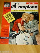 IL CAMPIONE 1956/26=VIRNA LISI=MARIO D'AGATA=LAMBRETTA=MARISA ZOCCHI PRATOLINO=