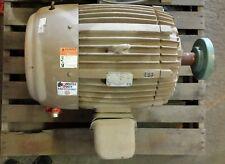 Us Electrical Hostile Duty High Efficiency 40hp Motor 230480v 3 Ph 9849 Amps