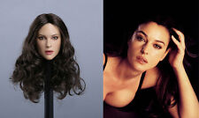 1/6 Monica Bellucci Head Sculpt For Phicen Hot Toys Kumik Female Body