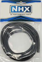 NHX Pro Silicone Wire 10 AWG Gauge 3 FT Black