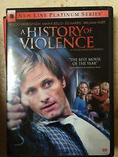 Viggo Mortensen A HISTORY OF VIOLENCE ~ 2005 David Cronenberg Thriller R1 US DVD