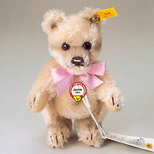Steiff Jackie Honey Bear 16cm (6.5 inches) EAN 029929 Mohair Historic Miniatures