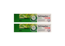 2x Salviagalen F Madaus Zahncreme 75ml PZN 11548356 Zahnpasta