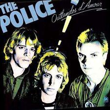 The Police - Outlandos d'Amour - New 180g Vinyl LP + MP3