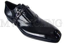 Authentic $790 Cesare Paciotti US 8 Fashion Loafers Italian Designer Shoes