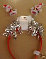 200 Santa Christmas gift Xmas Headbands for wholesale