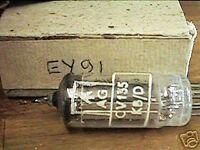 CV135 EY91 TUBE VALVES  NEW 1PC