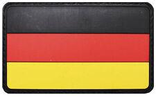 2x BRD Germany Deutschland Uniform Flagge Fahne Klettabzeichen Abzeichen patch
