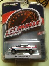 2017 GREENLIGHT 1973 FORD FALCON XB - GL MUSCLE SERIES 19 - BRAND NEW