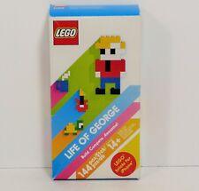 Lego Life of George (21200) Retired Game Blocks Bricks iPhone Used VGC