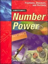 Jamestown's Number Power: Fractions, Decimals, and Percents by Howett, Jerry