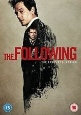 The Following Seasons 1 to 3 Complete Collection DVD NEW dvd (1000572976)