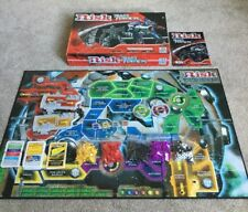 Risk Transformers Board Game - Cybertron War Edition- Parker Games - Complete