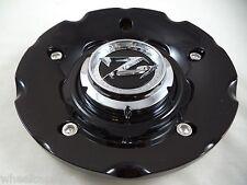 Zinik Wheels Gloss Black Custom Wheel Center Caps # Z-18 / 52941875F-2 (1 CAP)