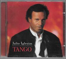 CD ALBUM 12 TITRES--JULIO IGLESIAS--TANGO--1996
