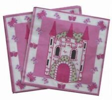 Lovely Chubblies 16 Fairy Princess PARTY Napkins Girls