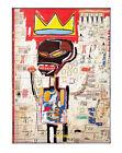 Graffiti Art Jean Michel Basquiat Poster Modern Wall Art Prints Canvas Painting