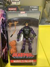 Hasbro Marvel Legends Deadpool Marvel's Paladin Sasquatch BAF Action Figure MIB