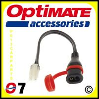 OptiMate Accumate SAE To TM Converter Conversion Battery Charger Lead Adapter O7