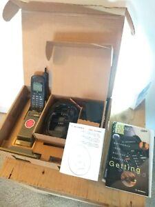 Vintage Nexel i370p Iden 2-way radio/ phone. New in the box. Collector's item.