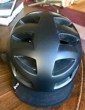 Bern Allston S-M Bike Helmet w/ Visor Bicycle ZIP Mold