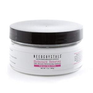 NeedCrystals Microdermabrasion Crystals 1 lb. / 454 g. DIY Natural Face Scrub