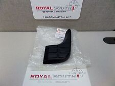 Toyota Tundra Right Rear Bumper End Top Pad Cover Genuine OE OEM