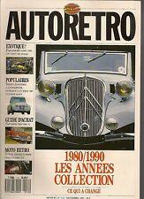AUTO RETRO 112 CARRERA PANAMERICA 1989 ROVER BRM TR4 A
