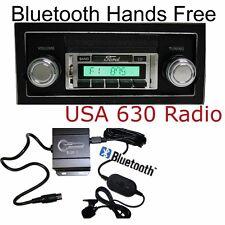 Bluetooth 1951 1952 Ford Truck Radio USA 630 II Radio AM/FM USB ipod 300 watt