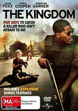 The Kingdom - Action / Crime / Terrorist - Jamie Foxx, Chris Cooper - NEW DVD