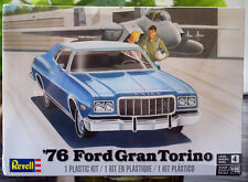 1976 Ford Gran Torino 1:25  Revell 4412 neu neu 2017 new tool