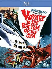 Voyage to the Bottom of the Sea Blu-ray New DVD! Ships Fast!