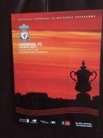 Offical Liverpool Fc V Shrewsbury 4/2/2020